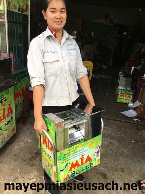 mua bán máy ép nước mía siêu sạch tại hà nội