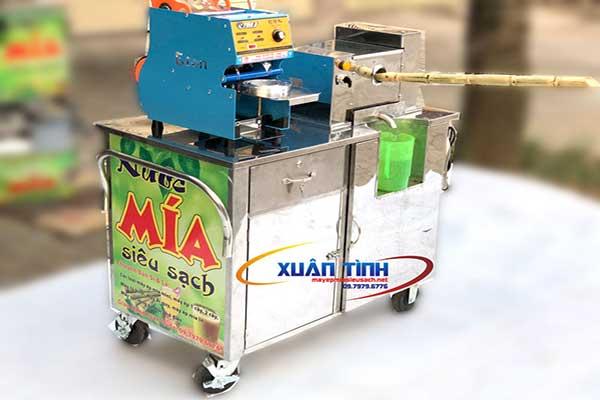 Xe nước mía bàn dài ép 1 cây XT1 - 800w