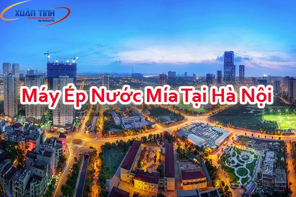 Máy Ép Nước Mía Tại Hà Nội