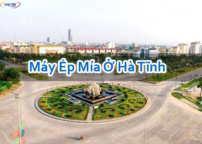 Máy Ép Mía Ở Hà Tĩnh