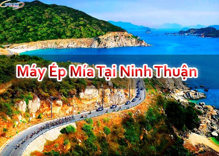 Máy Ép Mía Tại Ninh Thuận