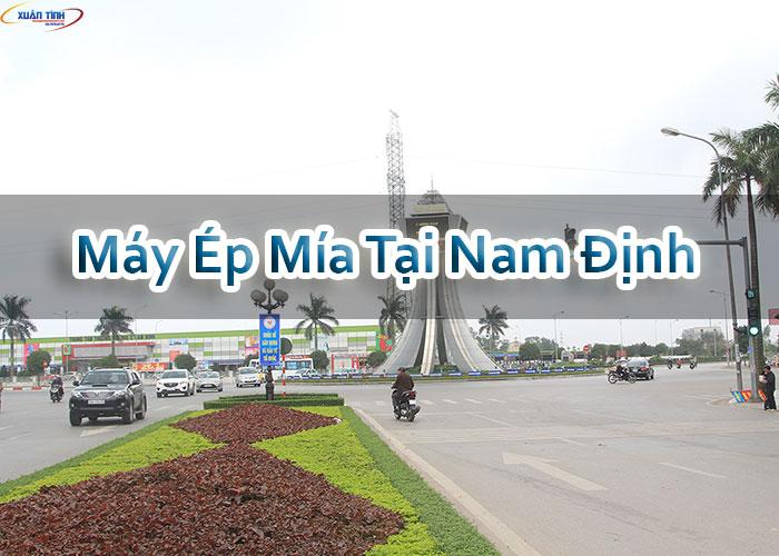 Máy Ép Mía Tại Nam Định