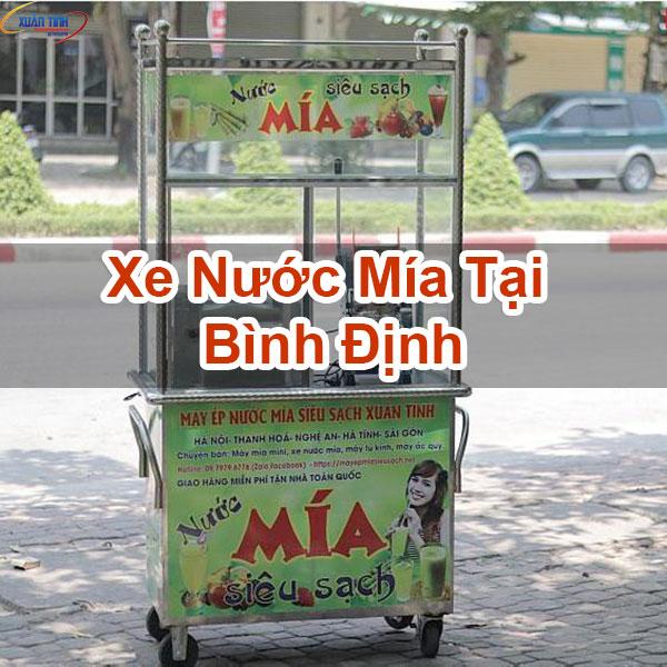 Xe Nước Mía Tại Bình Định