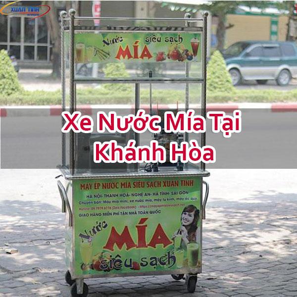 Xe Nước Mía Tại Khánh Hòa