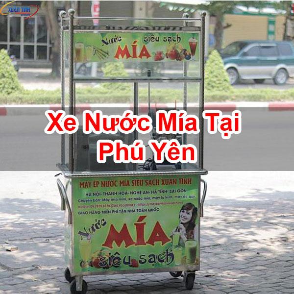 Xe Nước Mía Tại Phú Yên