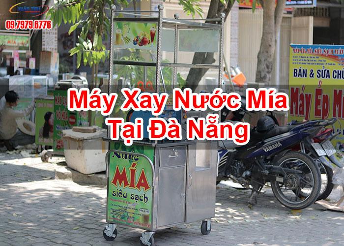 Máy Xay Nước Mía Tại Đà Nẵng