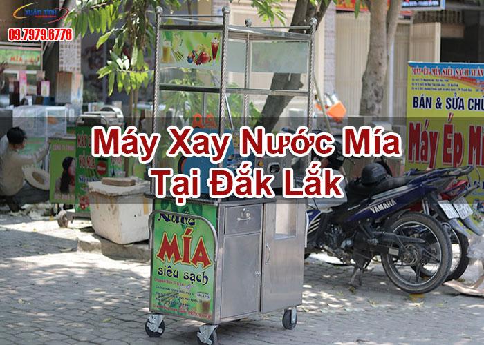Máy Xay Nước Mía Tại Đắk Lắk