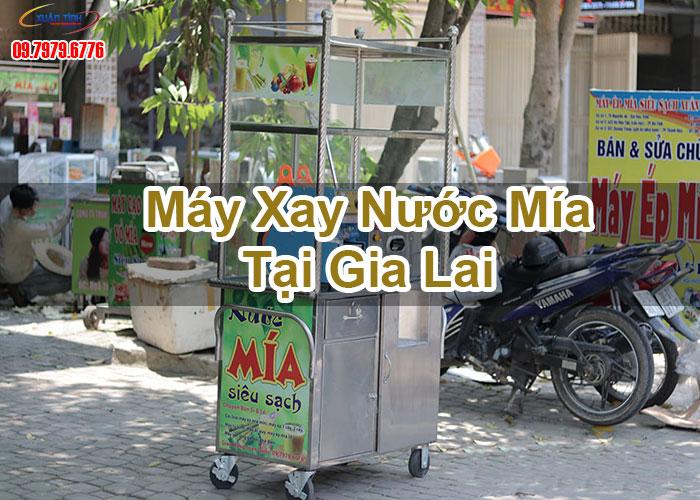 Máy Xay Nước Mía Tại Gia Lai