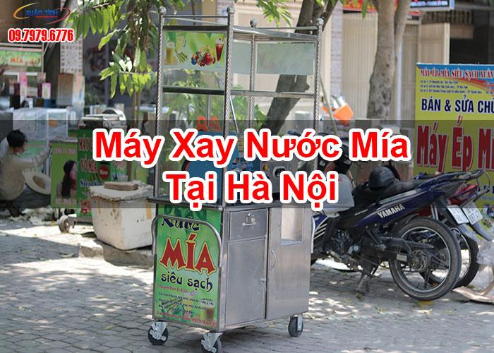 Máy Xay Nước Mía Tại Hà Nội