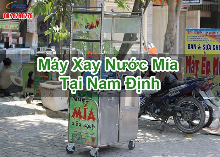 Máy Xay Nước Mía Tại Nam Định