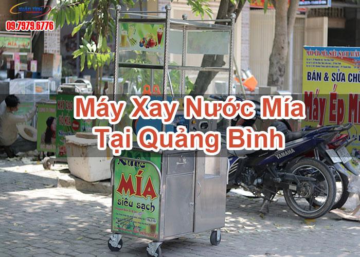 Máy Xay Nước Mía Tại Quảng Bình