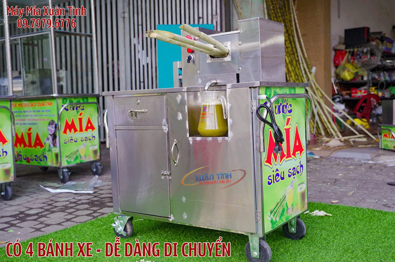 Xe Nuoc Mia Lien Ban Xt2 Pro 25